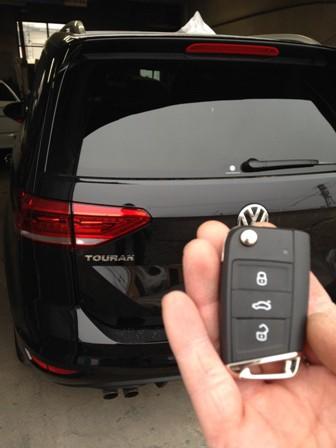 Volkswagen 純正キースターター 適合車両更新