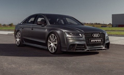 Audi A8 VIPER エンジンスターター&キーレス