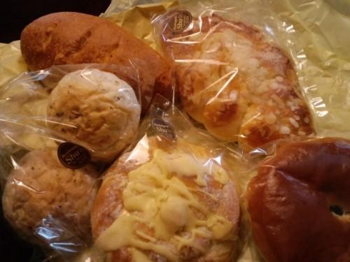 ブーランジェリーシュウさん~進化し続けるパン屋さん