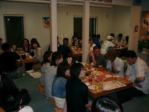 相々傘パーティー 2007夏