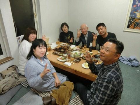 昨夜のお客さま!茨木県からのお客さま♪