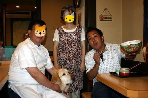 だいすけ君、松本君ご来店ーーーーん。