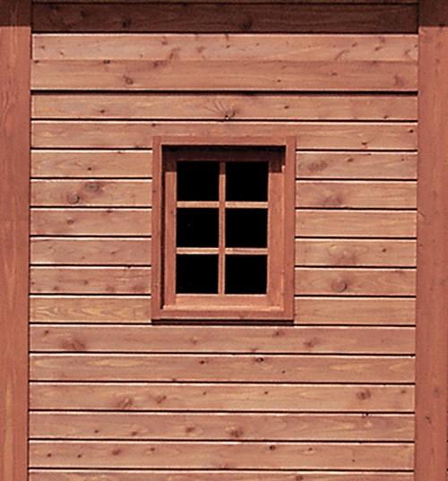 木製物置のカタチ
