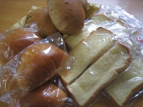 徳島から豊頃にやってきたパン屋さん