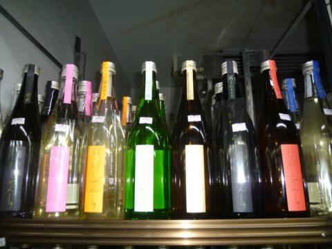 自然酒で新年