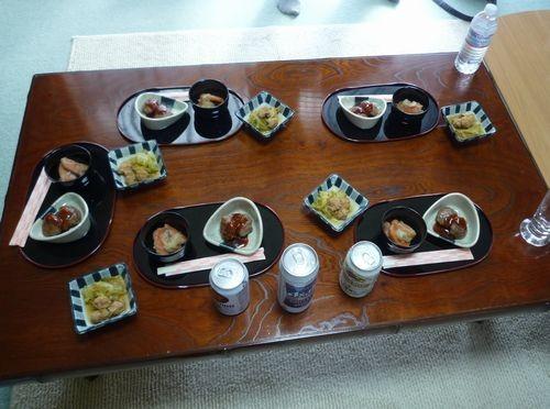念願のお食事会