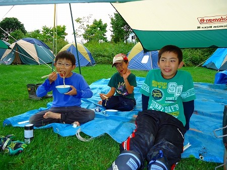 ガイドの会キャンプ4と 観察会お知らせ