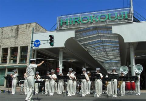 北海道警察音楽隊2018