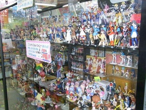 バラ売りフィギュア100円