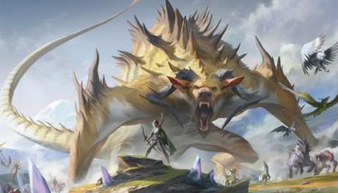 MTG「イコリア:巨獣の棲処」プレリーリース