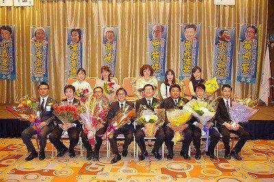 12月第二例会 「活動報告例会」Part2卒業式【2013/12/07報告】