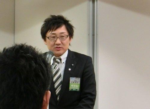 12月第一例会「定時総会」【2014/12/08報告】