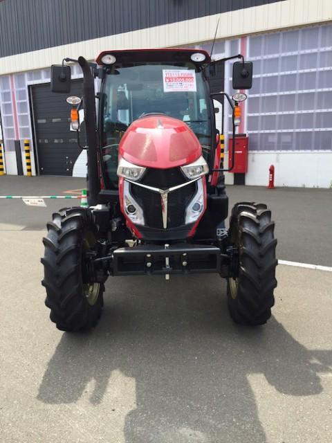 トラクターを巡る旅