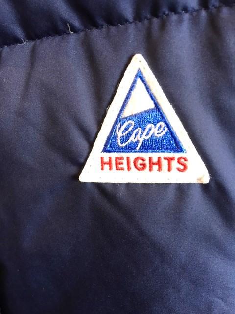 CAPE HEIGHTSに注目ですっ!!