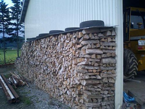薪ストーブと高断熱住宅 石油暖房編
