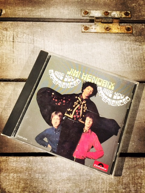 Are You Experienced。