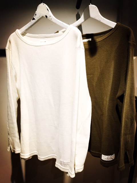 Boat-Neck Thermal。