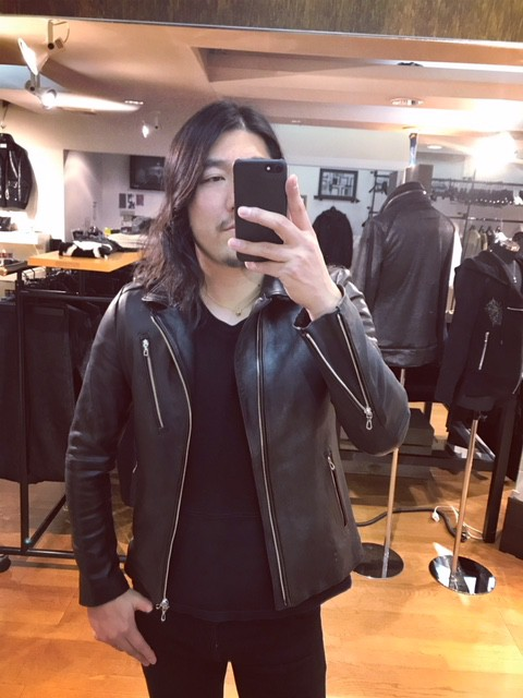 5351 Lamb Leather Riders Jacket