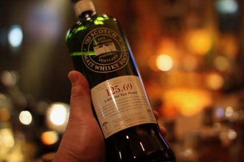 飲み頃情報「ザ・スコッチ・モルトウイスキー・ソサエティ 125.69」です。