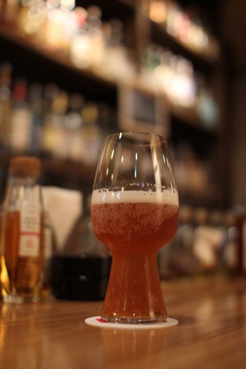 当店のクラフトビールのグラスは「シュピゲラウ」を使っております。