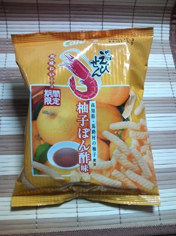 アジアなスナック菓子♪