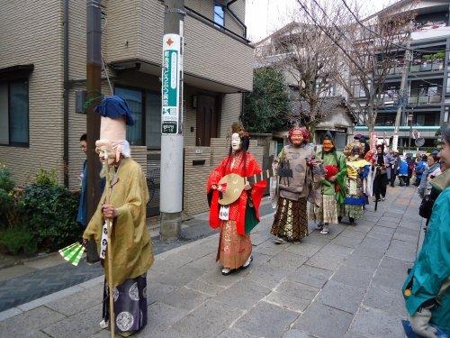 2013年雑司ヶ谷七福神巡りに行ってきました(*^-^)ニコ