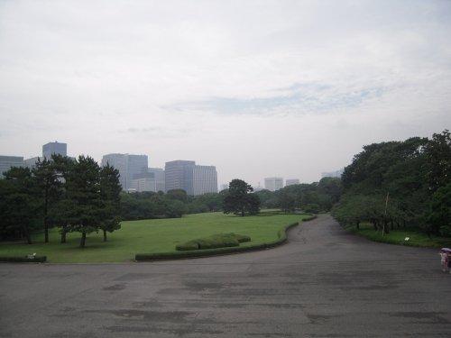 皇居周辺をぐるっと散策してきましたよ(^_-)v