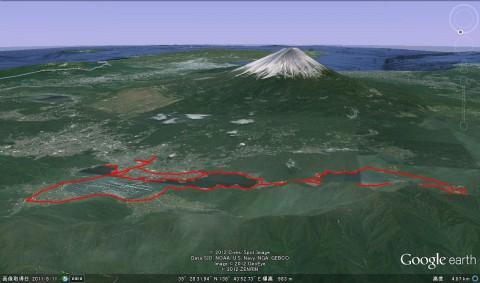 富士山マラソン2015を走ってきました(^_^)v