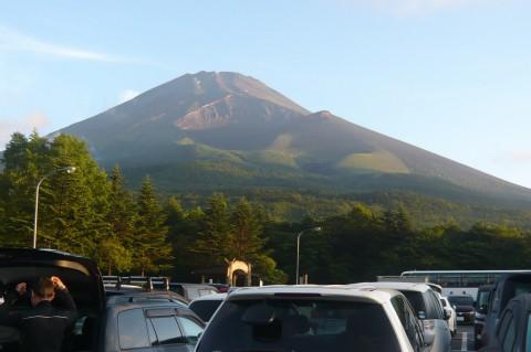 人生10度目の富士山登頂(^_^)v