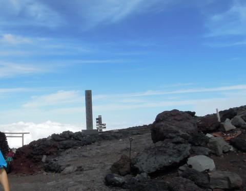 50歳記念!富士山登頂