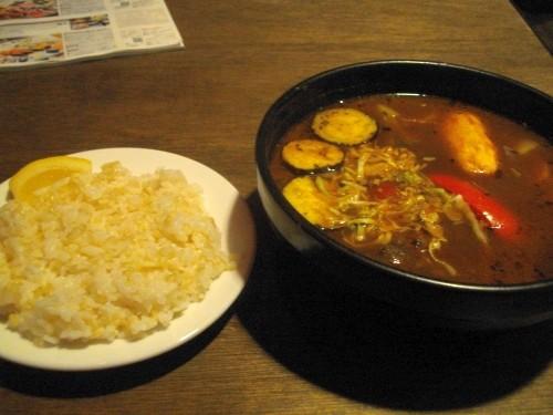 札幌スープカレーPETE'S BAR(ピッツバー)