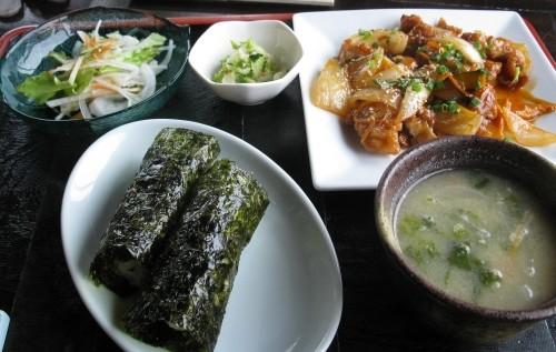 野菜たっぷり激安ランチ!焼肉あんじゅ幕別店!!