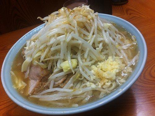 ラーメン二郎・亀戸店