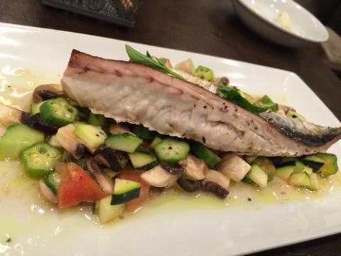 風の丘ファームの夏野菜を満喫する料理教室(神谷町・白金魚)