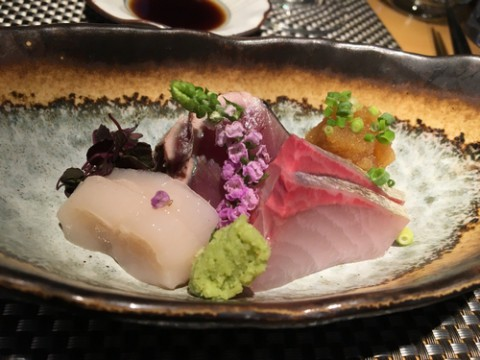 食材王国・宮城県の地酒と食材を味わうkappo会(新橋・白金魚kappo)