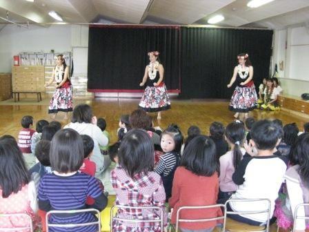 12月15日 帯広保育所にて^^クリスマス会♪