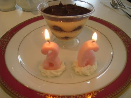 動画付きよ♪Happy Birthday!!!!!!!!!!