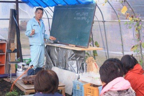 今年も5月から「オーガニック家庭菜園講座」開催です!