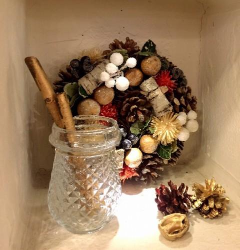 クリスマスリースお早めに!