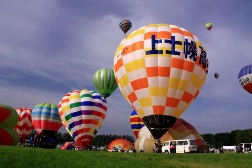 北海道バルーンフェスティバル2009