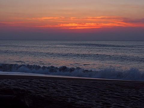 久しぶりの海と山