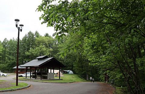 カムイコタンキャンプ場