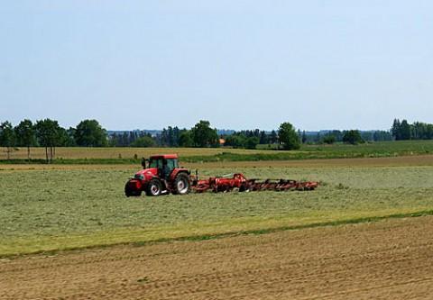 農機具の大型化