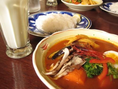 スープカリーshambhara天竺