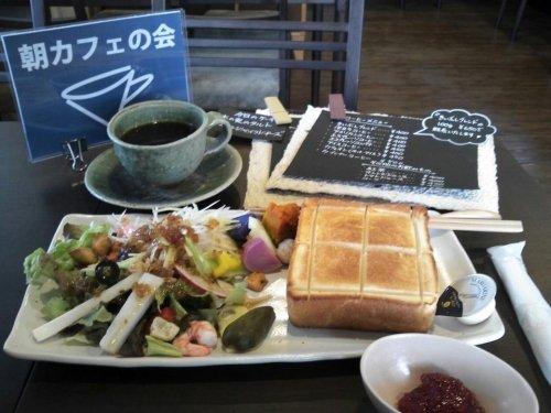 君は、帯広北朝カフェの会を知ってるかぁ♪