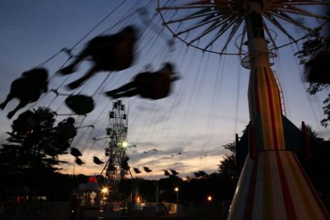 7月29日(金)夜の動物園のスポットガイド