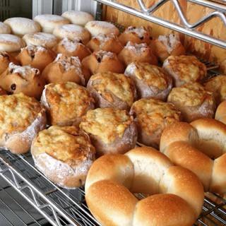 10月13日 本日のパン