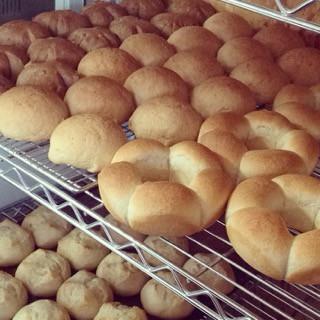10月31日 本日のパン