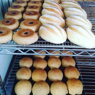 12月8日 本日のパン