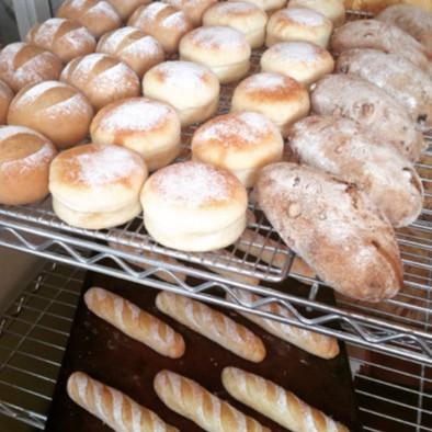 12月22日 本日のパン